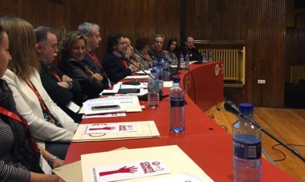 FeSMC-UGT Asturias, celebra su II Comité Regional